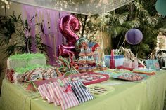 Hostess with the Mostess® - The Little Mermaid Birthday Party