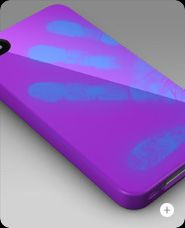 iphone 4s case Heat activated Color changing case!