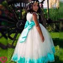 Nf71-k Vestido De Moda Para Niña En Chicdress.com.mx