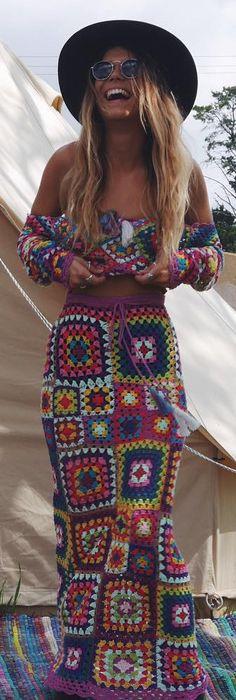 Hippie chic? :)