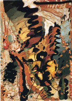 'Orange Grove in California by Irving Berlin' (1927) by Arthur Dove