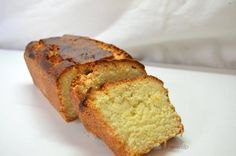 Budin vegano de limon Vegan Cake, Vegan Desserts, Vegan Recipes, Vegan Pudding, Vegan Beauty, Sin Gluten, Vegan Vegetarian, Banana Bread, Bakery