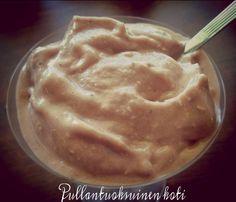 Terveellinen Banaani-Suklaa-Jäätelö