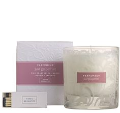 Gifts - Just Grapefruit Candle in Glass Gifts Delivered, Flowers Delivered, Beautiful Gifts, Grapefruit, Free Delivery, Fragrance, Candles, Glass, Floral