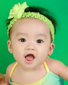 Baby Cleone Gweneal is the Winner of Babynology baby photo contest for the month May 2013 by Judges voting.
