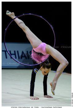 Veronica Bertolini (ITA) Qualification Grand Prix Internationaux GRS Thiais 2013  by Olivier PRIEUR