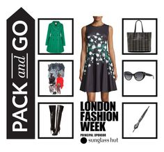 Pack and Go: London by lovelyblk on Polyvore featuring polyvore, fashion, style, ERIN Erin Fetherston, Yumi, Burberry, Vince Camuto, Ralph Lauren, Betsey Johnson, women's clothing, women's fashion, women, female, woman, misses and juniors