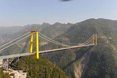 4)Puente de la bahía de Qingdao