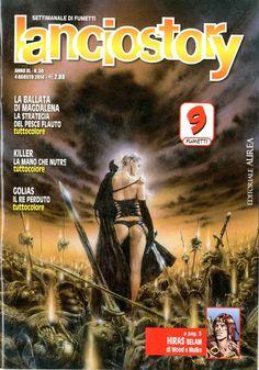 Fumetti EDITORIALE AUREA, Collana LANCIOSTORY ANNO 40 - 201430