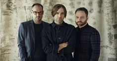"""March 23, 2015 - Death Cab For Cutie Finds Art In Repairing Something Broken @Soundcheck from WNYC. Ben Gibbard spoke about the making of the new album """"Kintsugi"""""""