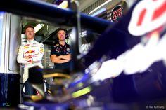 Daniil Kvyat, Red Bull, Hungaroring, 2015 Saturday