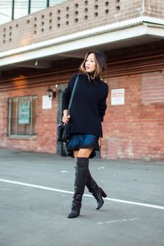 Fashion Blogger Aimee Song / Song of Style