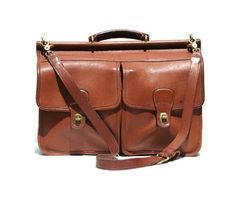 Vintage His or Hers Briefcase  by Tanaka Vintage