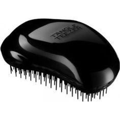 Tangle Teezer The original hairbrush plaukų šepetys, juodos spalvos