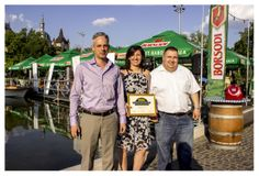 We just received the Best Budapest Business Hotel Award 2014 from the Business Traveller Hungary Magazine.
