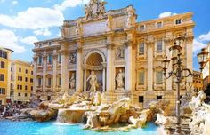 Booked a city trip to Rome. One of my most favorite places in Europe