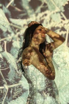 CannonCat - Karolina Falkiewicz art spring time woman portrait