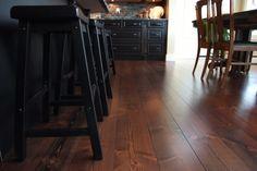 Wide Plank Hardwood | Douglas Fir