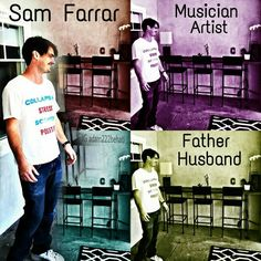 The multi-talented Sammy. He even builds furniture  He has the luckiest wife  #Love #maroon5 #music #222 #samfarrar #furniture