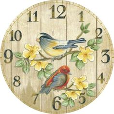 ❈ Just one of many beautiful vintage timepieces on this Pinner's board. Decoupage Vintage, Decoupage Paper, Clock Craft, Diy Clock, Clock Ideas, Clock Face Printable, Paper Clock, Old Clocks, Texture Painting