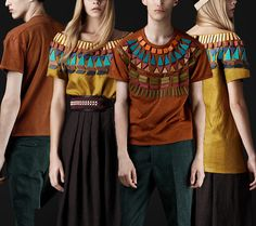 Embellece tu blusa al estilo etnico