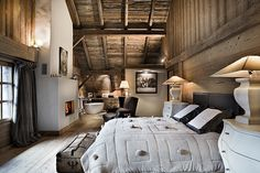 Wow, this would be a great bedroom