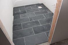 """12 x 24"""" Montauk Black Slate tiles"""