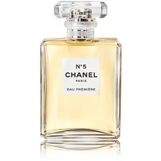 CHANEL  N°5 EAU PREMIERE Eau Premiere Spray (3.795 UYU) ❤ liked on Polyvore featuring beauty products, fragrance, perfume, beauty, makeup, fillers, spray perfume, mist perfume, chanel and chanel perfume