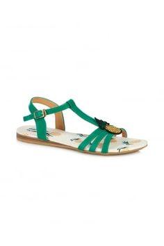 Lottie Pineapple Sandal