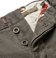 From casual chinos to formal trousers, MR PORTER stocks menswear from over 400 luxury designers, giving you so many choices when shopping online for trousers. Cotton Jacket, Cotton Pants, Hollister Jeans, Tailored Fashion, Trouser Pants, Slim Fit, Casual Pants, Street Wear, Menswear