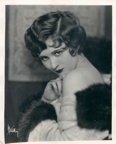 Actress Helen Kane , the inspiration for the Betty Boop cartoons, never received royalties or credit for them. A striking and unique perfor...
