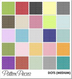 Lots of free background designs to print... Honeycombs, squares, gingham, dots, etc...