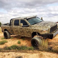 Now that's a truck!!