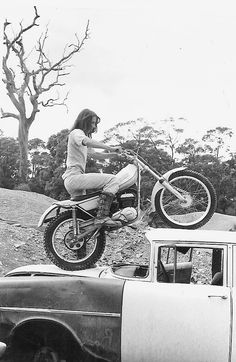 Yamaha TY250A ... 1974 Menai, NSW Australia