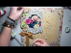 My Creative Scrapbook: Start to Finish Scrapbook Page Video Tutorial by Marta Lapkowska
