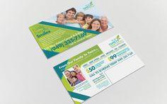 Progressive Dental Print Design -  Yue Family Dentistry Mission Viejo, CA