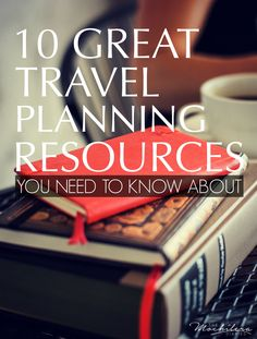 Great resources to help you plan your trip, from finding great deals on flights to securing fantastic accommodation to putting together a fun itinerary at your destination--it's all here in one place!
