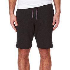 Element Cornell Walk Shorts - Dark Charcoal | Free UK Delivery