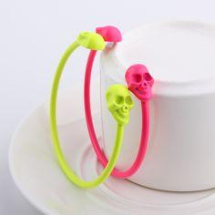Amazing design Skull Bracelet punk style