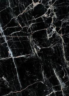 Black marble.