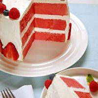 Watermelon Cake by Rachael Amar-Hosein
