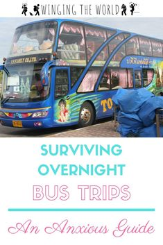 For anxious travellers, overnight bus trips can be daunting. For those fretting, this is what you should expect and what you need to know to prepare for. Bus Travel, Solo Travel, Travel Guides, Travel Tips, Travel Hacks, Bus Trips, Long Haul, Travel Articles, Budget Travel