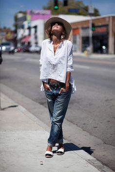 les, babioles, de, zoe, white, blue, casual, outfit