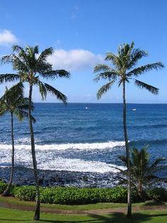 Poipu, Kauai, Hawaii.