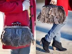 This blog has some impressive fashion DIY's I just love it.