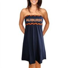 AUBURN TIGERS DRESS