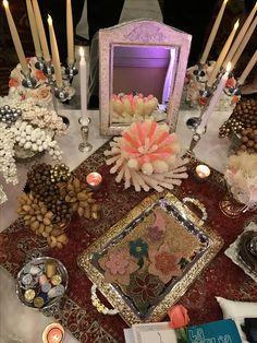 Nabat dish 🌸 Iranian Wedding, Persian Wedding, Wedding Decorations, Wedding Ideas, Table Decorations, Indian Wedding Outfits, Wedding Dresses, Wedding Colors, Wedding Flowers