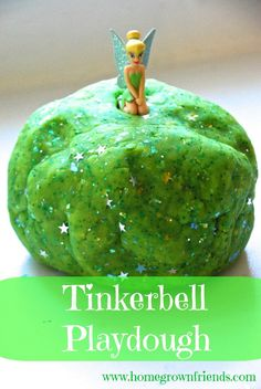 Tinkerbell Playdough (Homegrown Friends)