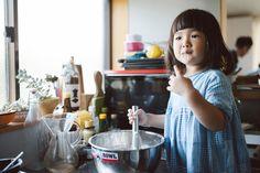 らくがきラスクのパンケーキ | Holiday's recipe | おやつキング