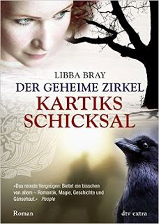 Lesendes Katzenpersonal: [Rezension] Libba Bray - Der geheime Zirkel: Karti...
